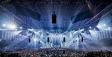 Dome Arena Light Show Green Hippo Armin Only Show Amsterdam Arena