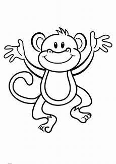 Mono Para Colorear Dibujos De Monos Para Colorear