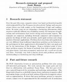 Examples Of A Research Essay Free 10 Sample Research Statement Templates In Pdf Ms Word