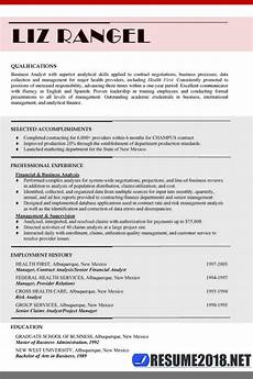 How To Write A Combination Resume Resume Template Guide For 2018 Gt Latest Updates Resume 2018