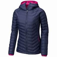 Columbia Powder Lite Light Hooded Jacket Wiggle Columbia Women S Powder Lite Light Hooded Jacket