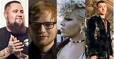 Uk Music Charts 2017 The Top 40 Biggest Albums Of 2017 On The Official Chart