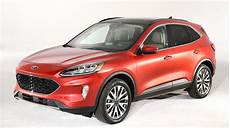 2020 ford escape all new sporty 2020 ford escape debuts