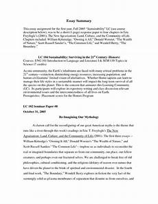 Examples Of A Summary Essay 016 Summary And Response Essay Example Critical How To