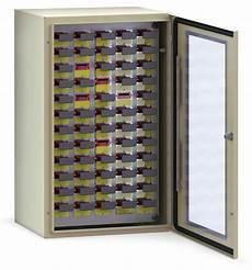 visual alert key storage cabinets smith flow