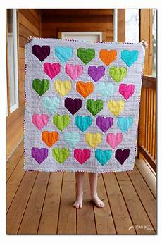 colorful modern quilt sugar bee crafts