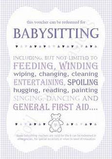 babysitting coupon templates image result for funny babysitting coupons from