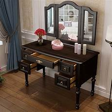 beautiful solid wood dresser dressing table makeup stool