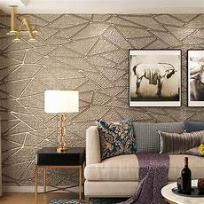 wallpaper for home interiors aliexpress buy high quality thick flocked modern