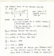 Formula To Amortize A Loan A Alternative Formula For Amortized Loans Formula