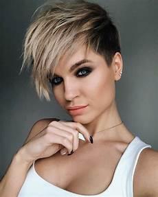 kurzhaarfrisuren blond dickes haar 10 new hairstyles for thick hair 2020