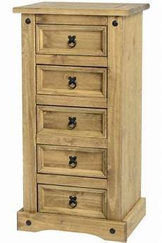 buy corona mexican 4 drawer cd chest distressed waxed pine