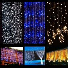 Led Light Curtains Sale 300 600 900 2400 Led Fairy String Curtain Light For New