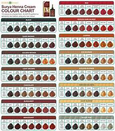 Surya Henna Hair Color Chart Surya Brazil Hair Face And Body Care Products Available