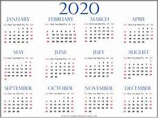 Images Of 2020 Calendar Download 2020 Calendar Templates Pdf