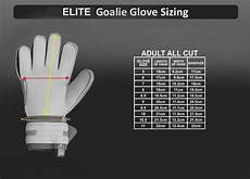 Gk Elite Size Chart Glove Sizing Chart And Glove Care