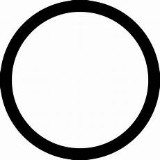 A Circle Circle Outline Svg Png Icon Free Download 34467
