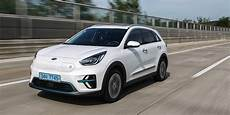 kia niro 2019 2019 kia niro ev drive review battery operated bolt