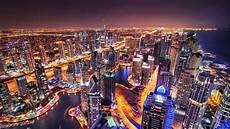 Dubai Night Lights Night Lights Of Dubai Wallpapers And Images Wallpapers