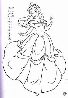Malvorlagen Prinzessin Disney Walt Disney Coloring Pages Princess Walt Disney