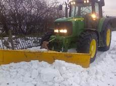 Snow Ploughing Contracts Charton Manor Farm Contracts Services Snow Ploughing