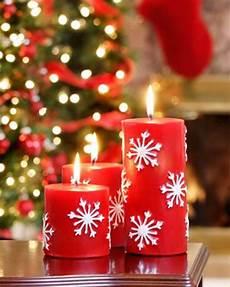 immagini candele natalizie candele di natale foto design mag