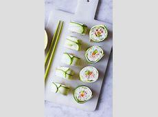 Tuna sushi rolls   Recipe   Sushi at home, Sushi without