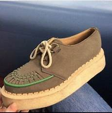 Underground Creepers Size Chart George Cox Rare Rogue Underground Creeper Creepers Size 6