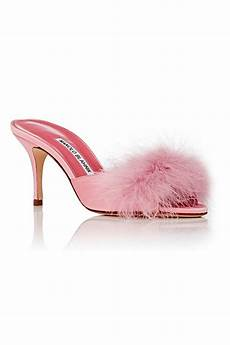 Designer Shoes With Feathers Best Fur And Feather Sandals For Spring Fur And Feather