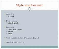 What Font For Cover Letter Resume And Cover Letter 101