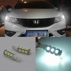 2004 Honda Accord Parking Light Bulb 2pcs Bright White Led Smd City Parking Light Bulb For