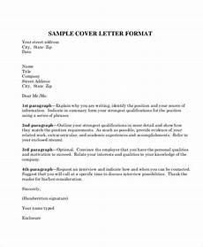 professional business letter format free 7 sample business letter formats in pdf ms word