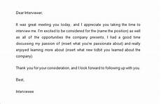 Follow Up Email After Second Interview 9 Follow Up Email Templates After Interview Doc Pdf