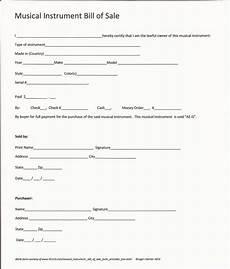 How To Write A Bill Of Sale For A Car Free Printable Equipment Bill Of Sale Template Form Generic