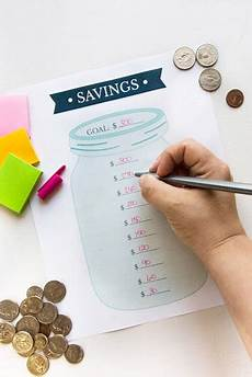 Money Saving Tracker 11 Fun Money Saving Challenges For 2019 Weekly Monthly