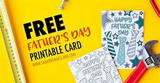 Day Cards Templates Free Father S Day Card Printable Template