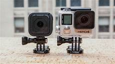 How To Use A Gopro Hero 4 Gopro Hero4 Session Review Cnet