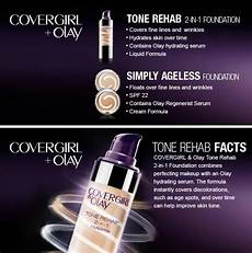 Covergirl Simply Ageless Foundation Color Chart Image