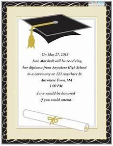 Design Graduation Invitations Online Free Free Printable Graduation Invitations With Images