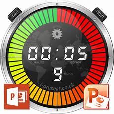 Digital Timer Powerpoint Powerpoint Stopwatch Youpresent