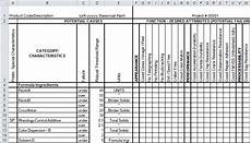 Ppap Forms And Excel Templates In Excel Ppap Forms In Excel Ppap Templates Excel Aiag 4th Ed