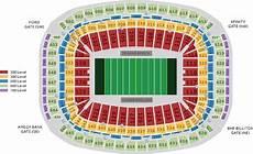 Denver Broncos Club Level Seating Chart Nrg Stadium Seating Chart