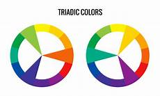 Triadic Color Scheme Exles Traditional Color Schemes The Ultimate Guide To Color