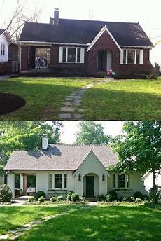 curb appeal 8 stunning before after home updates with