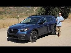 Subaru Outback 2020 Review by 2020 Subaru Outback Onyx Edition Xt Test Drive