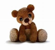 amigurumi bear teddy amigurumi crochet pattern pdf instant