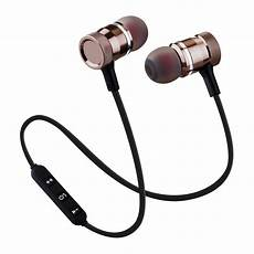 Bluetooth Professional Magnetic Wireless Earphone by Bluetooth Headphones Magnetic Headset Wireless In Ear