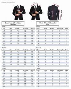 Squat Suit Size Chart Mens Suit Coat Size Chart Mentar