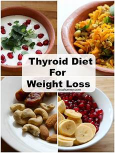 thyroid diet plan for weight loss cooking is easy