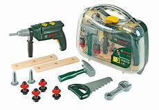 Werkzeug Spielzeug Kinderwandmalerei by Gro 223 Er Bosch Werkzeugkoffer Mit Bohrmaschine Klein